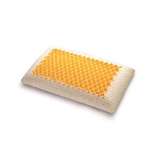 Perna Memory cu masaj Thermo Ocra Dual Air Massage